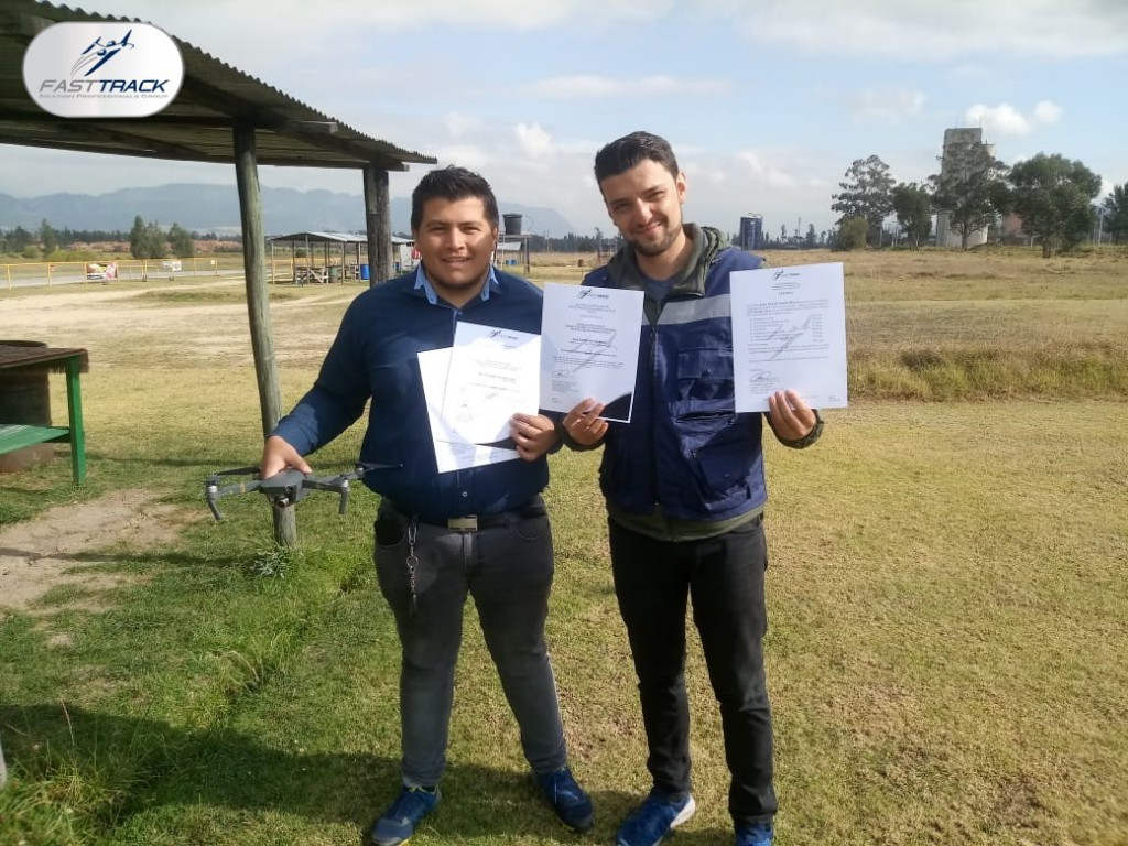 curso operador de drones