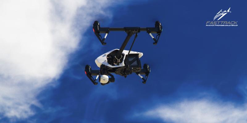 Conoce la forma de tripular Drones