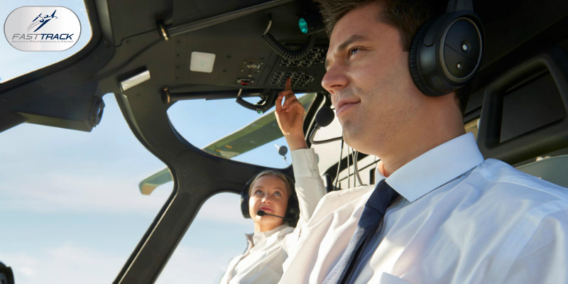 Realice vuelos seguros con entrenamiento de Fast Track