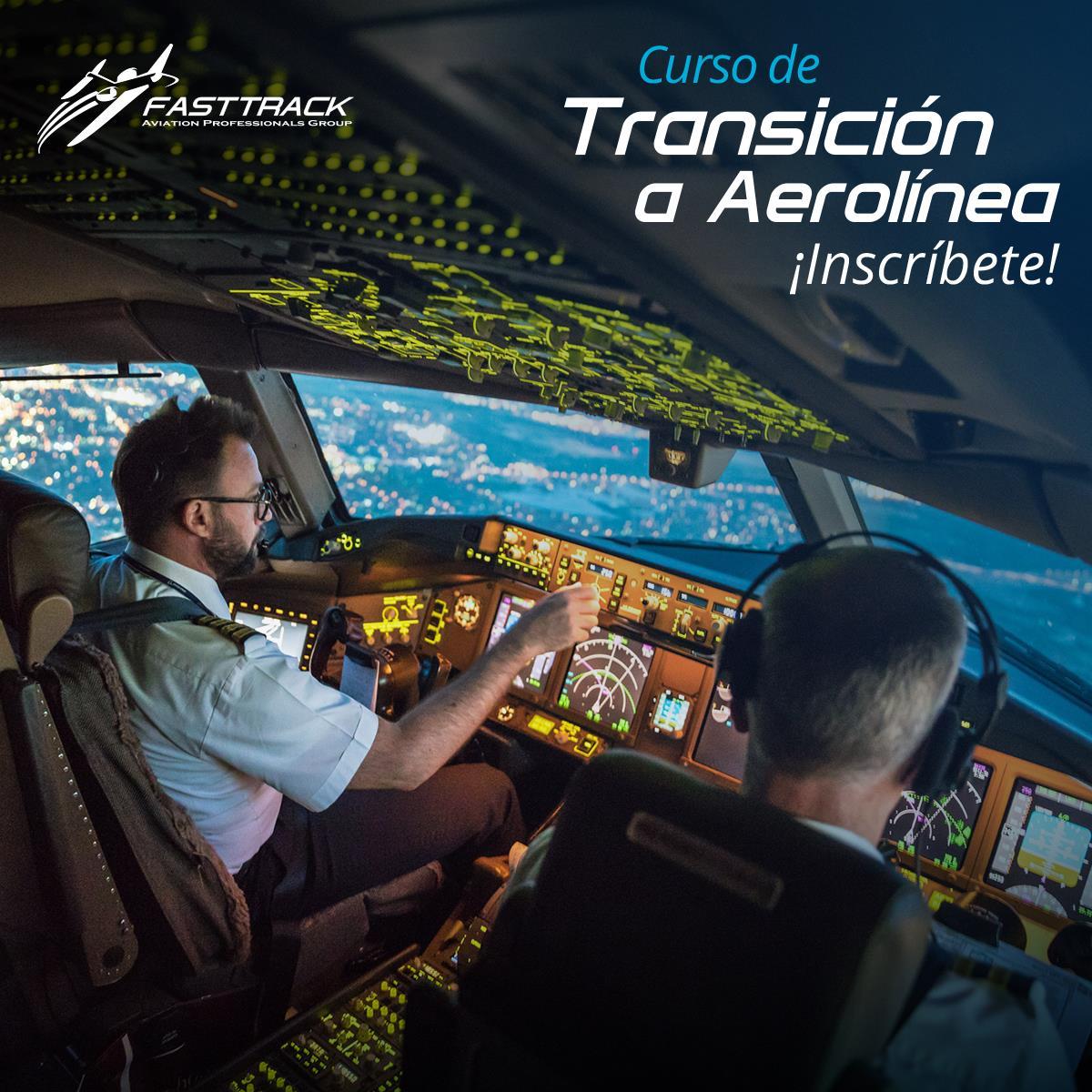 Curso de Transición a Aerolínea