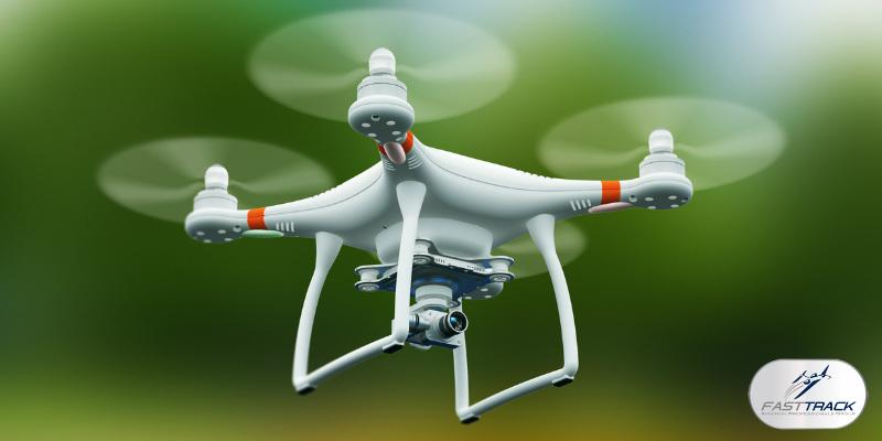 Realiza tu curso como operador de Drones con nosotros